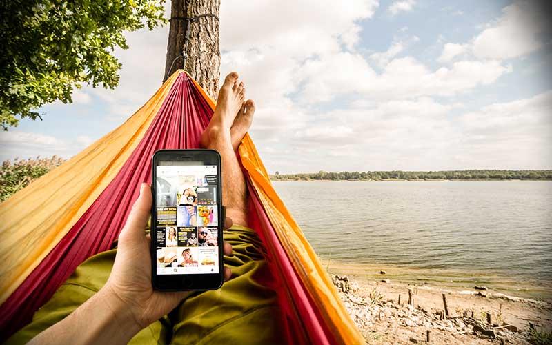 Mit Instagram Nebeneinkommen aufbauen oder Umsätze generieren